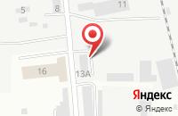Схема проезда до компании Ивантеевская Электосетевая Транспортная Компания в Ивантеевке