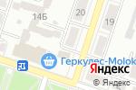 Схема проезда до компании Централизованная библиотечная система для детей г. Донецка в Донецке