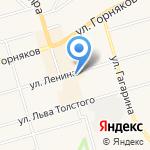 Каруселька на карте Киреевска