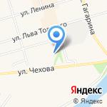 Центр занятости населения на карте Киреевска