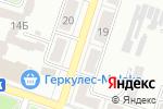 Схема проезда до компании Умка в Донецке