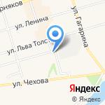 Сумочка Заколочка на карте Киреевска