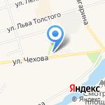 Мегабайт на карте Киреевска