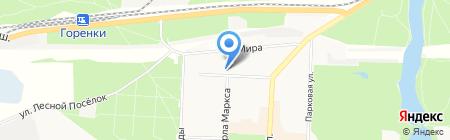 Центр оформления и страхования автомобилей на карте Балашихи