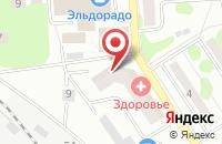 Схема проезда до компании Регион-7 в Ивантеевке