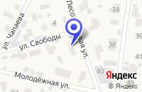 Схема проезда до компании LINLINE в Москве