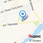 Электрик Сити на карте Киреевска