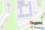 Схема проезда до компании Центр образования №2 в Киреевске