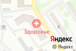 Схема проезда до компании Спиртной в Ивантеевке