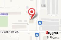 Схема проезда до компании Пожарная часть №327 в посёлке городского типа Лесной