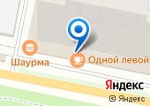 Плитка Подмосковья на карте