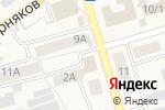 Схема проезда до компании Магазин товаров для спорта и туризма в Киреевске