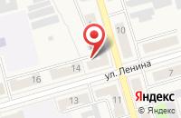 Схема проезда до компании Небоскреб в Киреевске