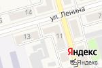 Схема проезда до компании Роспечать в Киреевске