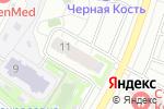 Схема проезда до компании Прибрежный в Москве