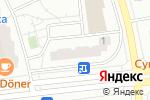 Схема проезда до компании Kleo-мебель в Москве