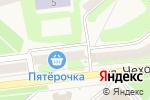 Схема проезда до компании Магазин картин в Киреевске