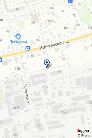 МЕБЕЛЬНЫЙ САЛОН WOOD MASTER на карте Балашихи