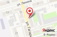 Схема проезда до компании АвтоСтиль в Киреевске