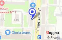 Схема проезда до компании СУПЕРМАРКЕТ ПИОНЕР СП в Балашихе
