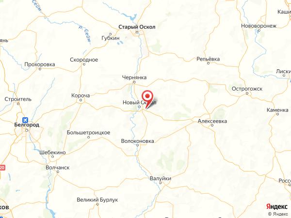 СНТ Грачёвка на карте