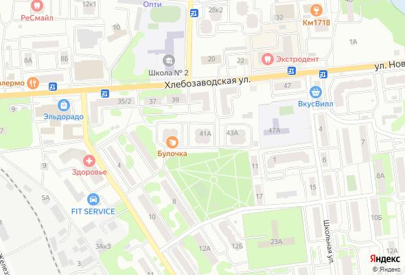 купить квартиру в ЖК Хлебозаводская 41а
