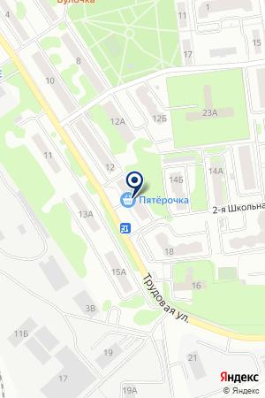 ОТДЕЛ Г. ИВАНТЕЕВКА на карте Ивантеевки