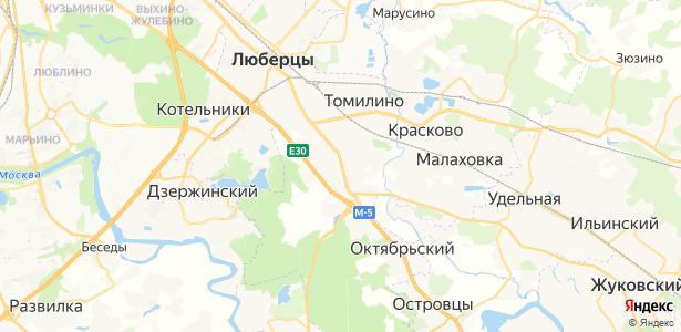 Часовня на карте
