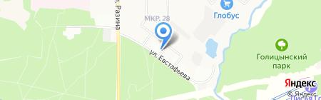 Детская школа искусств №1 им. Г.В. Свиридова на карте Балашихи