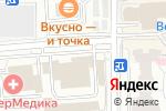 Схема проезда до компании BestDoping.ru в Балашихе
