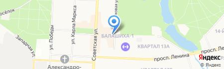 ААА Ремонт компьютеров на карте Балашихи