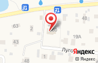 Схема проезда до компании Почтовое отделение №141134 в Загорянском
