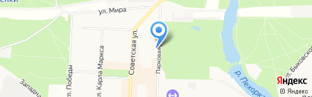 Стоматологическая поликлиника на карте Балашихи