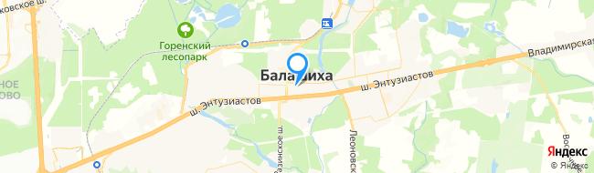 город Балашиха