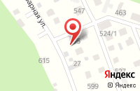 Схема проезда до компании Сити Старс в Загорянском
