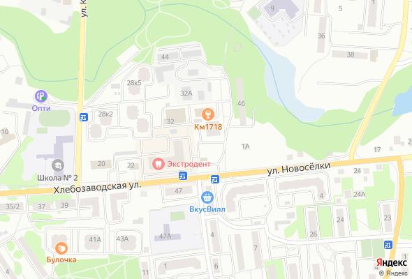 ЖК на ул. Хлебозаводская
