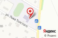 Схема проезда до компании Краснознаменская средняя общеобразовательная школа в Загорянском