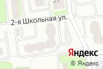 Схема проезда до компании Faberlic в Ивантеевке