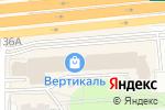 Схема проезда до компании Мосигра в Балашихе