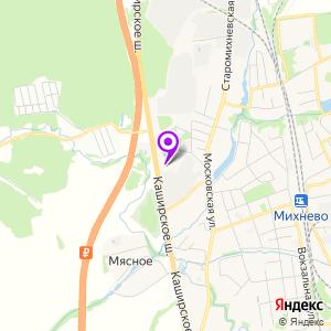 Array на карте