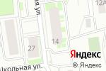 Схема проезда до компании Магазин праздничных товаров в Ивантеевке