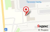 Схема проезда до компании СтальЦинк в Дедилово
