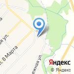 Всероссийское добровольное пожарное общество на карте Киреевска