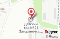 Схема проезда до компании Эммис в Щелково