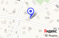 Схема проезда до компании ПРОДУКТОВЫЙ МАГАЗИН ТОМИЛИНСКОЕ ПОСПО в Томилино