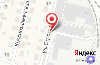 Схема проезда до компании К-Блок в Загорянском