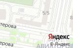 Схема проезда до компании 5 levels в Балашихе