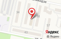 Схема проезда до компании Сервис Град в Загорянском