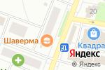 Схема проезда до компании Интерьер Мебель в Череповце