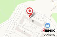 Схема проезда до компании Магазин хозяйственных товаров в Володарского